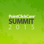 PointClickCare Summit 2015 icon