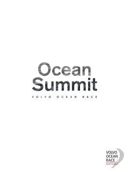 Volvo Ocean Race Ocean Summit screenshot 1
