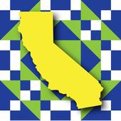 Road to California icon