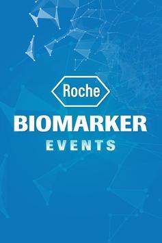 Roche Biomarker Events poster