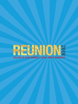Reunion  2018 apk screenshot