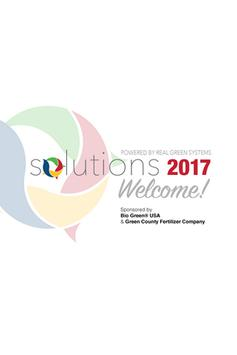 Solutions 2018 poster