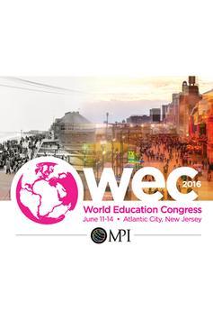 WEC 2016 poster
