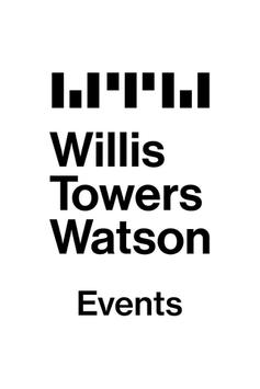 WTW Events poster