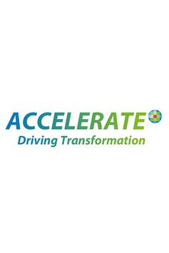 TAA Accelerate poster