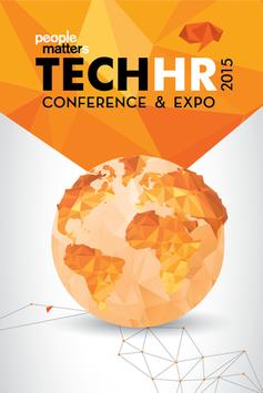 TechHR Conference & Exhibition poster