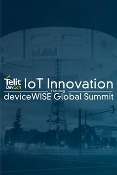 Telit IoT Innovation poster