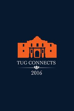 TUG Connects 2016 poster