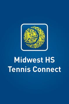 Midwest HS Tennis Connect poster