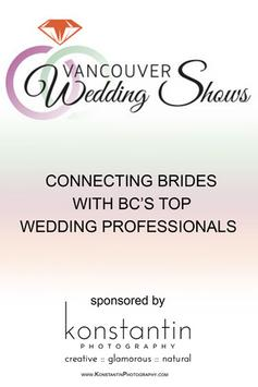 Vancouver Wedding Shows poster