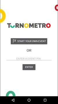 Turnometro poster