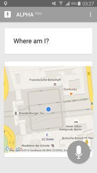 ALPHA — Personal Assistant apk screenshot
