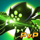 League of Stickman Free- Arena PVP(Dreamsky) icon