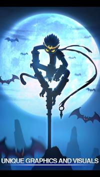 League of Stickman Free-Shadow poster