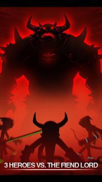 League of Stickman Free-Shadow apk screenshot