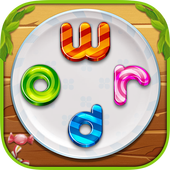 Word Connect Candies (Dreamsky) icon