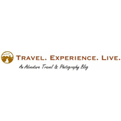 Travel. Experience. Live. icon