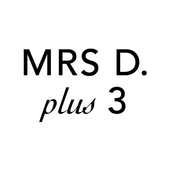Mrs D plus 3 icon