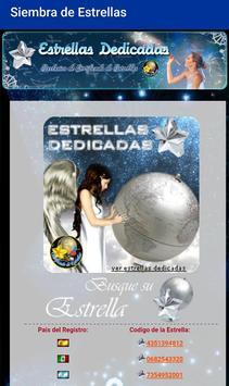 Siembra de Estrellas poster