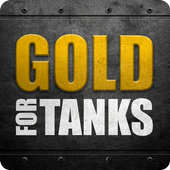 Free Gold For Tanks icon