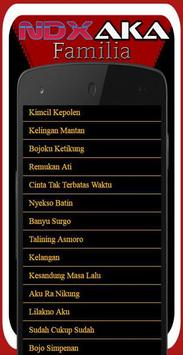 NDX A.K.A Familia Hip Hop Jawa apk screenshot
