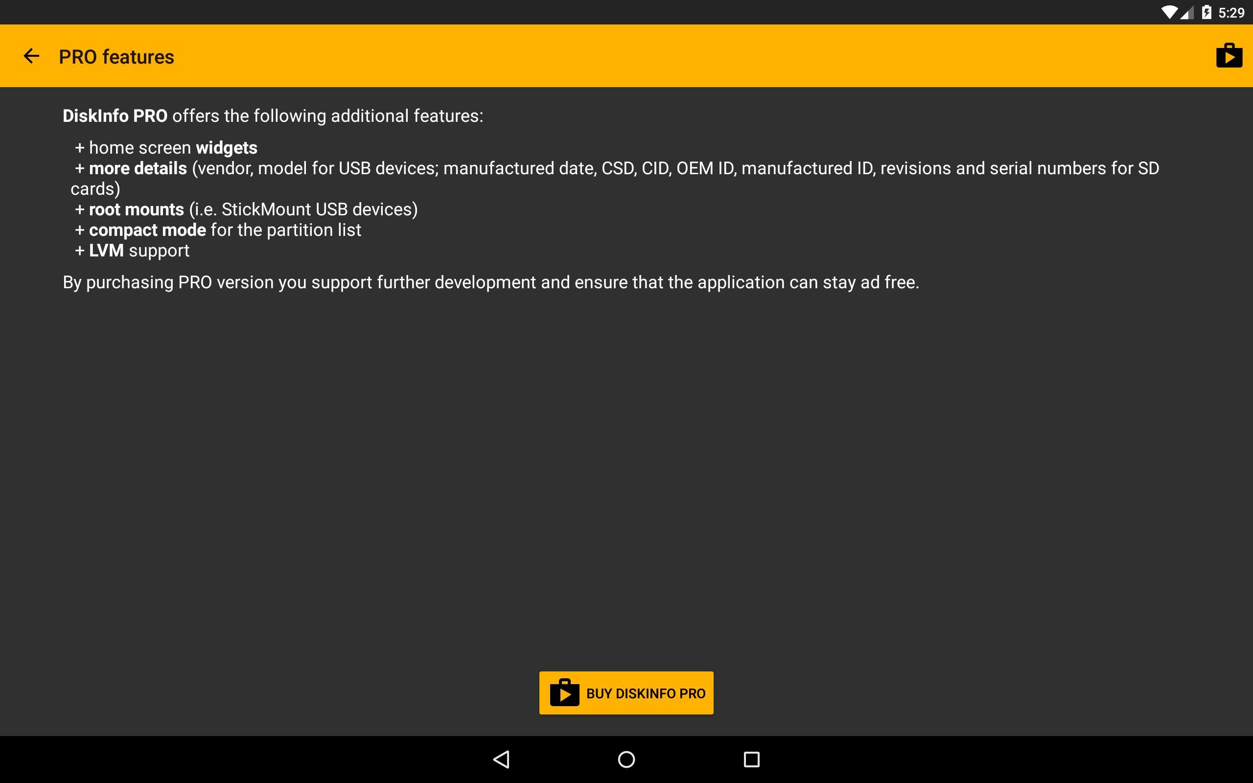 DiskInfo for Android - APK Download