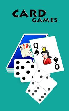Free Card Games poster