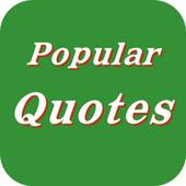Popular Quotes icon