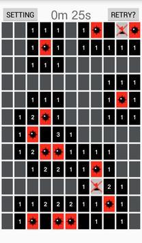 지뢰찾기 (mineFind) - OpenSource poster