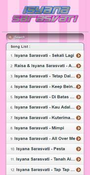 Lagu Isyana Sarasvati Terbaru poster