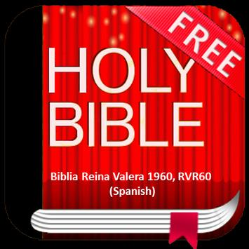 Biblia Reina Valera 1960, sin conexion a internet Poster