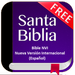 Biblia NVI (Español), sin conexion a internet.