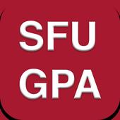 SFU GPA Calculator icon