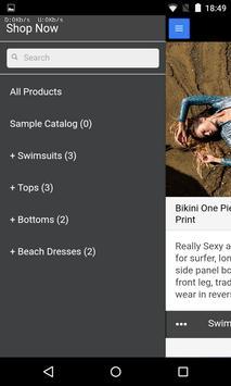 JSapp Shop Ionic Template screenshot 4