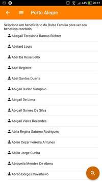 Bolsa Família Rio Grande do Sul screenshot 15