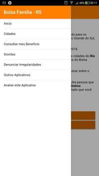 Bolsa Família Rio Grande do Sul screenshot 5