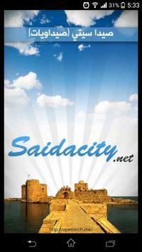 Saida City poster