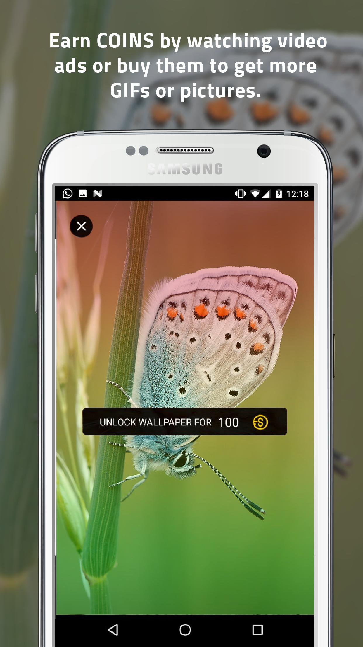 Lockscreen Live Gifs Wallpaper For Android Apk Download