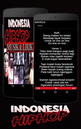 Lagu Hip Hop Indonesia Rap Für Android Apk Herunterladen