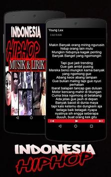 Lagu Hip Hop Indonesia Rap screenshot 2