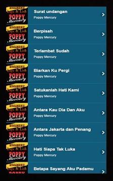 Lagu Lawas Poppy Mercury poster