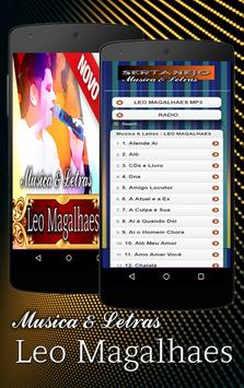 Musica Leo Magalhaes poster