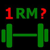 Rep Max Caculator icon