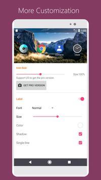 Mo Launcher screenshot 3