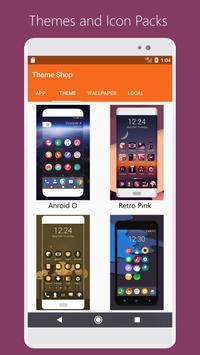 Mo Launcher screenshot 4