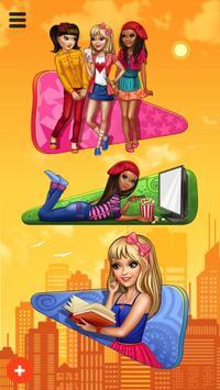 Magic Girl Teen Period Tracker poster