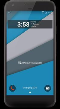 Hijri - Islamic Clock Widget screenshot 1