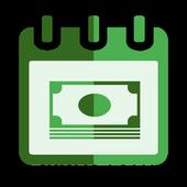 Salary-Due dates icon