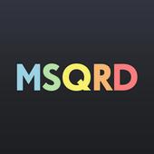 MSQRD иконка