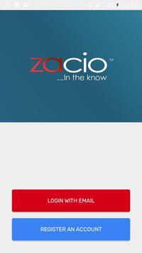 Zacio poster